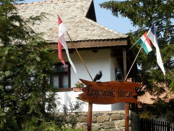 Hollókő múzeum Legendák Háza