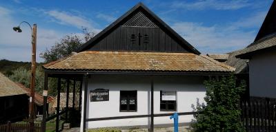 Hollókő múzeum Oskolamester háza