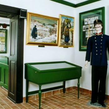 Hollókő múzeum Postamúzeum