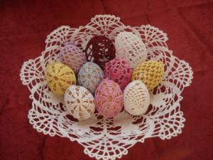 Húsvéti horgolások
