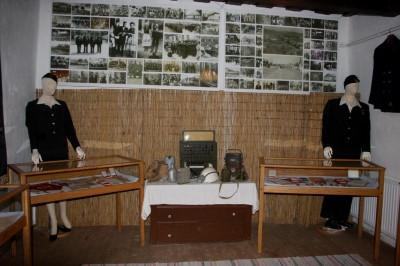 Kazár tájház és bányászati kiállítás
