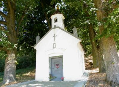 Rimóc Fogadalmi kápolna