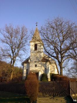 Ságújfalu Szent László templom